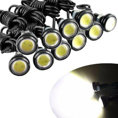10X Hawkeye Light 23mm Brouillard De Voiture Eagle Eye Light DRL 12V