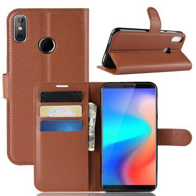 Naxtop Mobile Phone Wallet Flip Cover for CUBOT R11