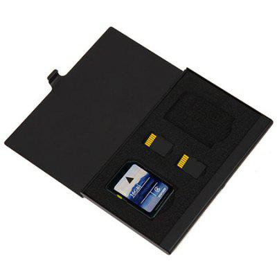 SIM / SD / TF Card Storage Case Hard EVA Organizer Holder