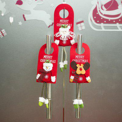 Christmas Decoration Pendant Christmas Door Handle Ornaments