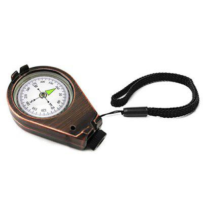 Outdoor Navigation Hardcover Compass