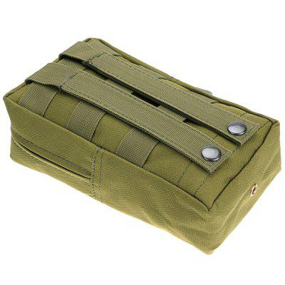 Outdoor Waterproof Tactical Accessories Small Debris Storage Bag Molle Sports Waist Pocket
