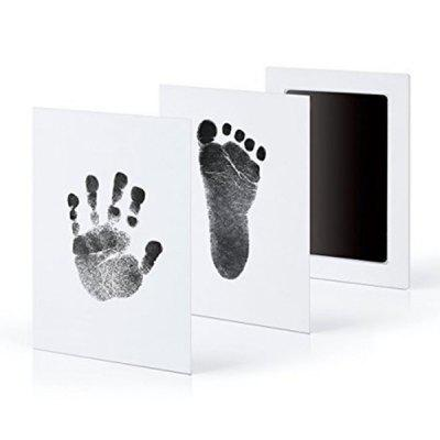 Newborn Baby Non-toxic Ink Handprint Footprint Pad