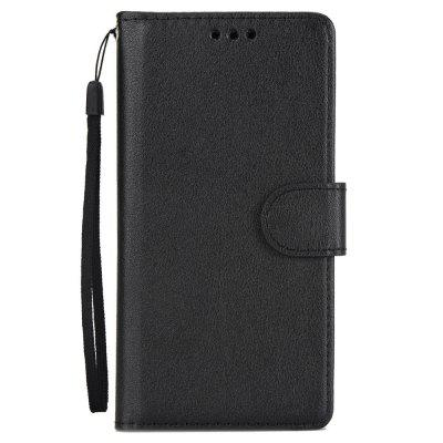Solid Color PU Leather Wallet Phone Case for  iPhone XS Max