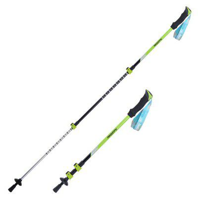 NatureHike Outdoor Ultra Light Lock Mountain Climbing Stick Hiking Trekking Pole 1pc