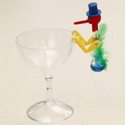 Birds Drinking Water Science Toys Physics Teaching Aids for Children