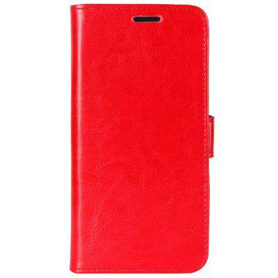 Crazy Horse Mobile Phone Wallet Cover for Samsung Galaxy J3