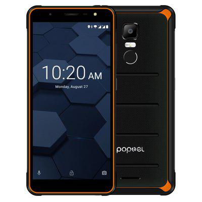 Poptel P10 4G Phablet - ORANGE