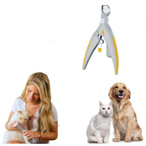 Pro Pet Dog Cat Nail Trimmer Grooming Tool Grinder Electric Clipper Kit US STOCK