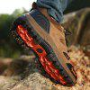 Outdoor Casual Men Hiking Shoes - BROWN