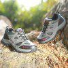 Outdoor Casual Men Hiking Shoes - GRAY