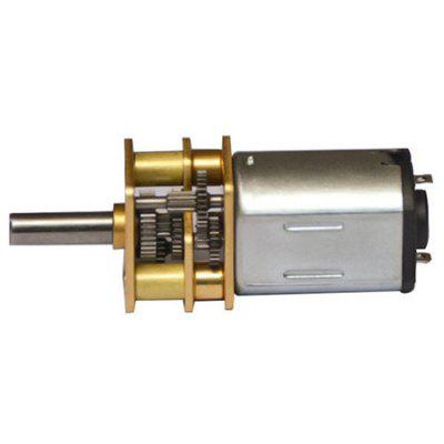 N20 6V 500RPM Geared Motor