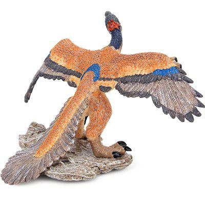 Ancient Simulation Archaeopteryx Model Toy