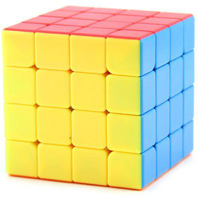 Creative Fourth-order Fluorescent Magic Cube Toy
