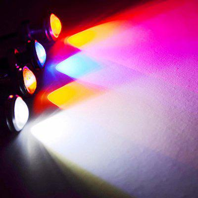 Car LED 18mm Waterproof Eagle Eye Light 12V 2pcs