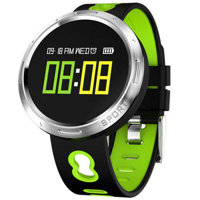 X9 - V0 OLED Color Screen Smart Watch Heart Rate Blood Pressure Oxygen Information Functions