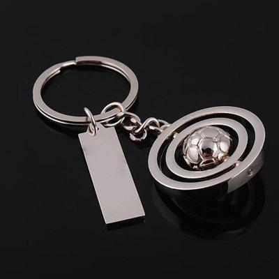 Creative Mini Simulation World Cup Football Keychain for Men