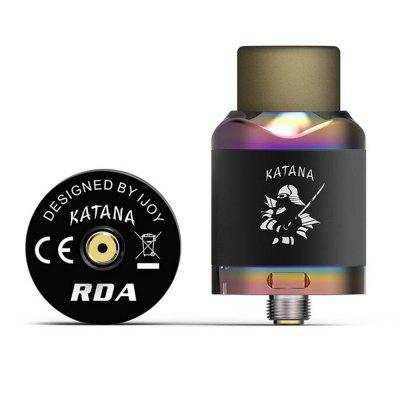 IJOY Katana RDA with Bottom Airflow System