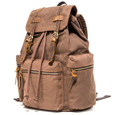 Casual Canvas Backpack for Women
