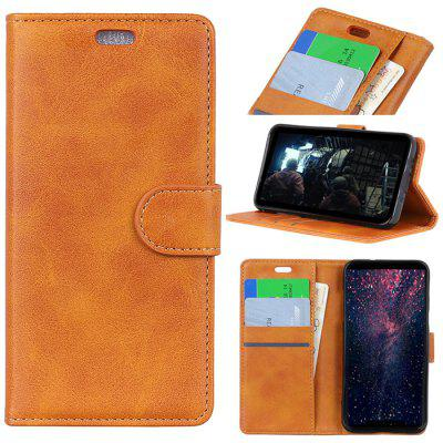 Two-color Cow Print Mobile Phone Case for Redmi 6