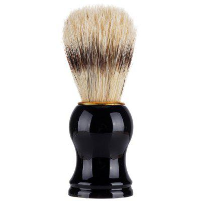 Practical Beard Brush ABS Surface Paint