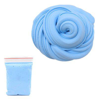 Fluffy Foam Slime Clay Ball Supplies DIY Light Soft Cotton Charms Toys for Kids