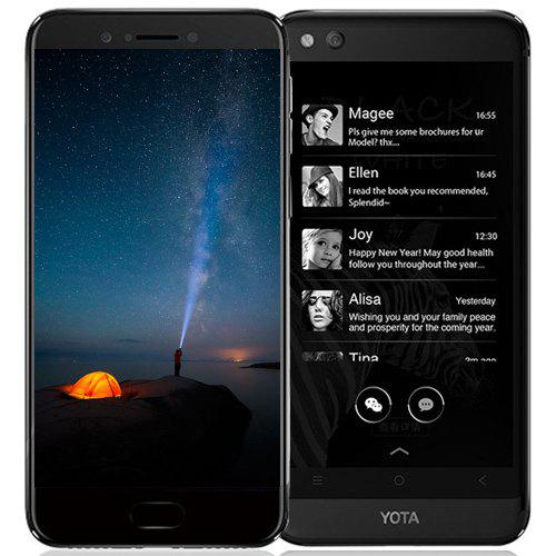 Yota YotaPhone 3 4G Phablet English and Chinese Version