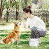 Creative Simple Pet Water Dispenser from Xiaomi Youpin - MILK WHITE