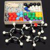 Atom Molecular Models Organic Chemistry Scientific Toy Teaching Aids Set - MULTI