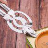 Stainless Steel Can Opener - SILVER