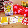 Casual Family Entertainment Card Game Table Toy Set - MULTI