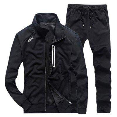Men's Stylish Casual Jacket Suit