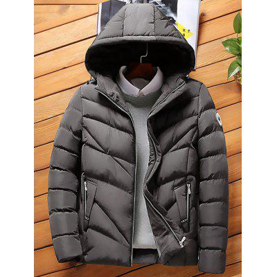 Men's Jacket Clothes Down Stylish Design