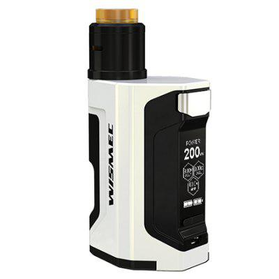 WISMEC Luxotic DF Box 200W TC Kit With Guillotine V2 Atomizer