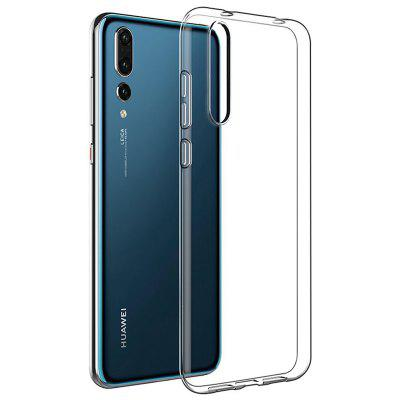 Naxtop TPU Shatter-resistance Phone Cover for HUAWEI P20
