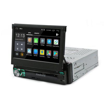 RM - CT0013R Leitor de DVD Tela Touch Screen Retrátil de 7 Polegadas