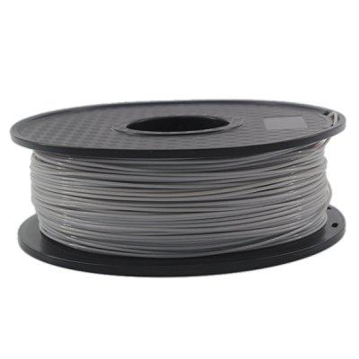 PCL Low Temperature 3D Printer Filament Printing Material Supply Spool Gray