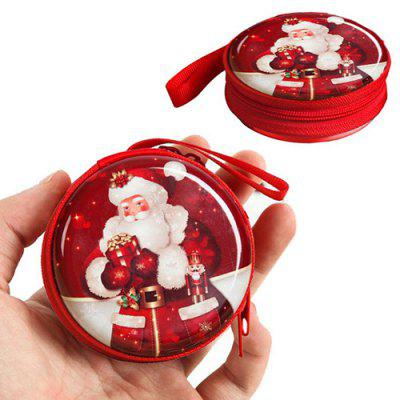 Christmas Creative Gift Toy Coin Purse Christmas Gift for Children 6pcs