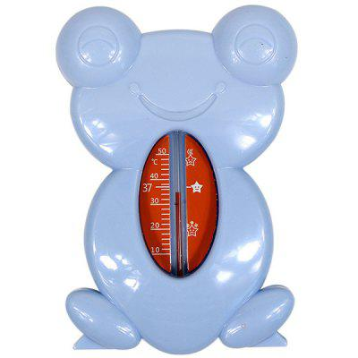 Cute Frog Baby Water Thermometer