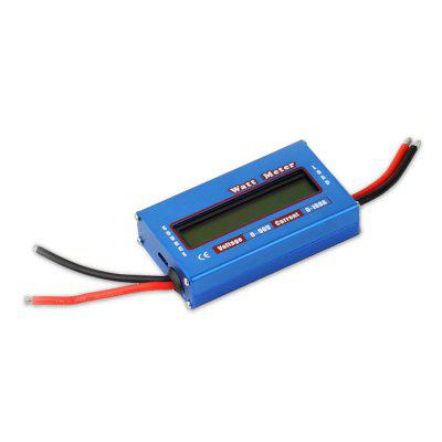 RC Watt Meter DC 60V / 100A Power Analyzer