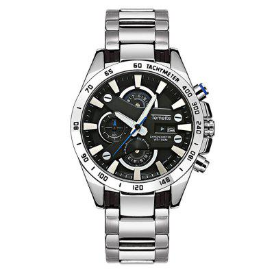 Faddish Men Quartz Watch Calendar Sports Style