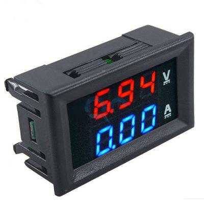 Digital Voltmeter Ammeter DC Voltage Current Meter