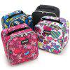 Lunch Bag Oxford Cloth Outdoor Insulation Multi-function Bag - TYRIAN PURPLE