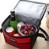 Lunch Bag Insulation Package Picnic Ice Pack - YELLOW GREEN