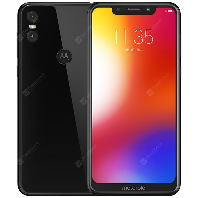 Motorola P30 Play 4G Phablet English and Chinese Black Cell phones Sale, Price & Reviews | Gearbest