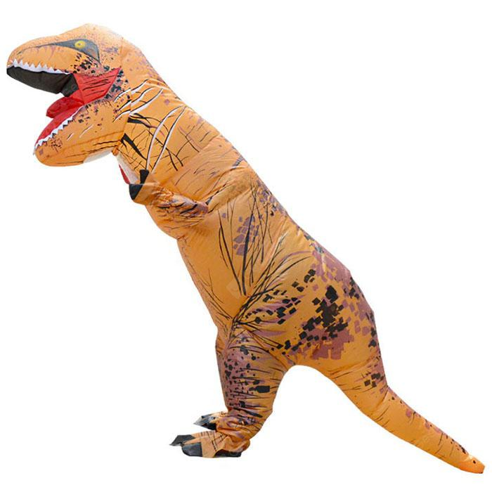 Creative Tyrannosaurus Inflatable Costume for Kids