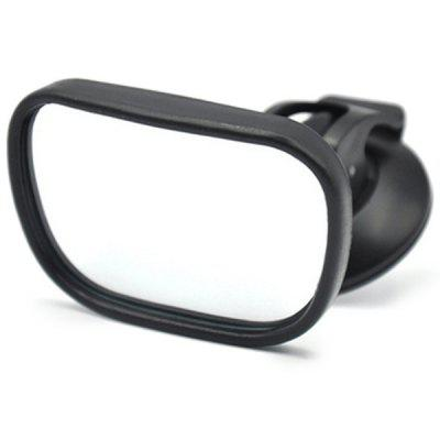 Car Interior Rearview Auxiliary Mirrors Child Baby Rear Seat Reflective Suction Cup Mirror