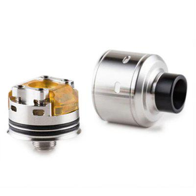 Shenray Citadel Stainless Steel RDA - SILVER