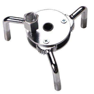 Adjustable Round Three-jaw Filter Wrench
