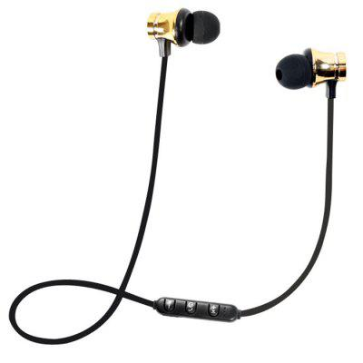 Earbud Stereo Bluetooth Wireless Magnetic Sport Earphones